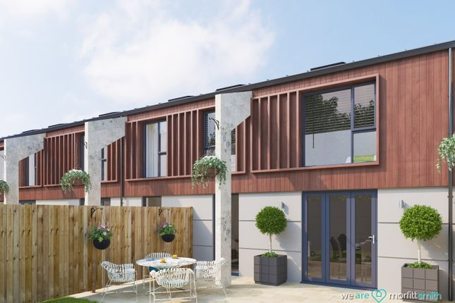 Thumbnail Terraced house for sale in Hill View Court, Wilsic Lane, Tickhill, - Viewing Essential