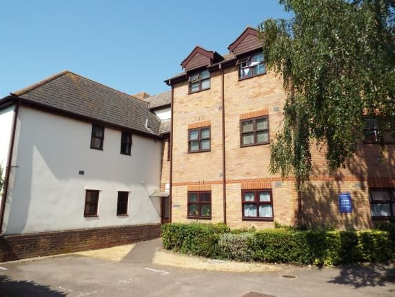 Thumbnail Flat for sale in Templemead, Witham, Essex