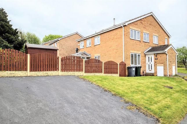 Thumbnail Semi-detached house for sale in Redcliffe Close, Barnsley
