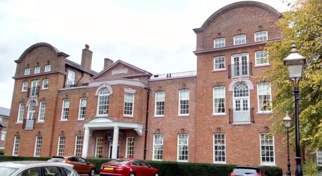 Thumbnail Flat for sale in Building, City Walls Road, Chester, Cheshire
