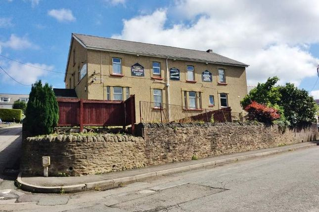 Thumbnail Pub/bar for sale in Ty Bryn Road, Abertillery