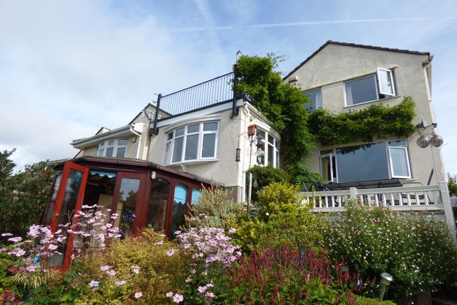 Thumbnail Link-detached house for sale in Stone Lane, Winterbourne Down, Bristol
