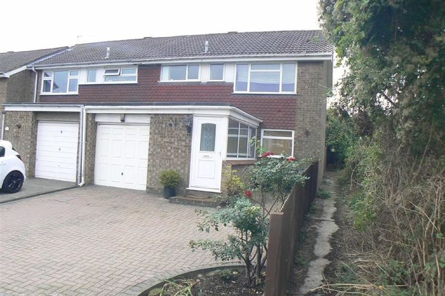 Thumbnail End terrace house to rent in Stowting Road, Farnborough, Orpington
