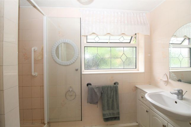 Shower Room of Durham Avenue, Gidea Park, Romford RM2