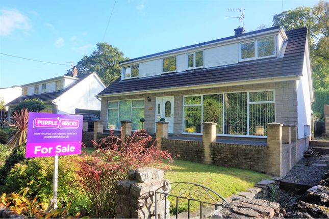Thumbnail Detached house for sale in Green Row, Machen