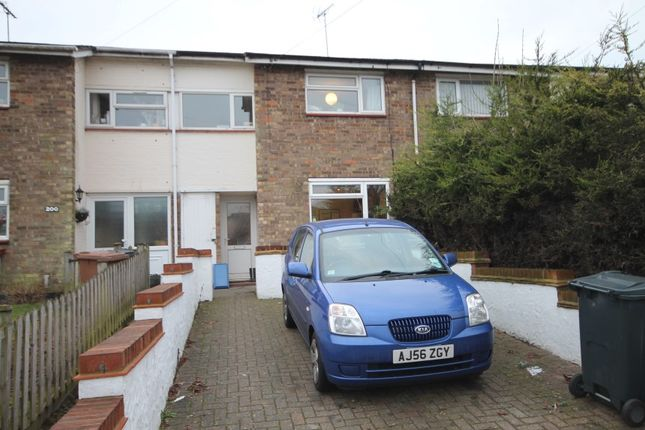 Thumbnail Terraced house for sale in 198 Hydean Way, Stevenage, Hertfordshire