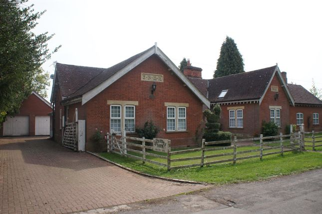 Thumbnail Detached house for sale in Wood End Road, Cranfield, Bedford