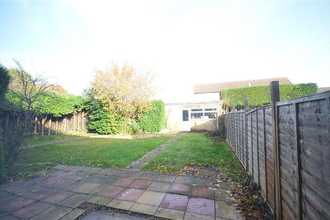 Garden of Rufford Close, Barton Seagrave, Kettering NN15
