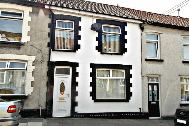 Thumbnail Terraced house to rent in Wood Street, Cilfynydd, Pontypridd