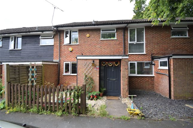 Thumbnail Terraced house to rent in Inglewood Avenue, Camberley, Surrey