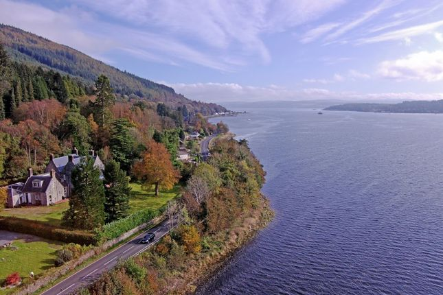 Thumbnail Flat for sale in Craigend House, Kilmun, Dunoon, Argyll