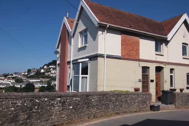 3 bed flat to rent in Abbots Hill, Braunton EX33