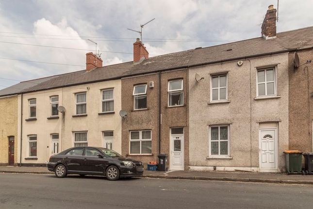 Thumbnail Terraced house for sale in Prince Street, Newport