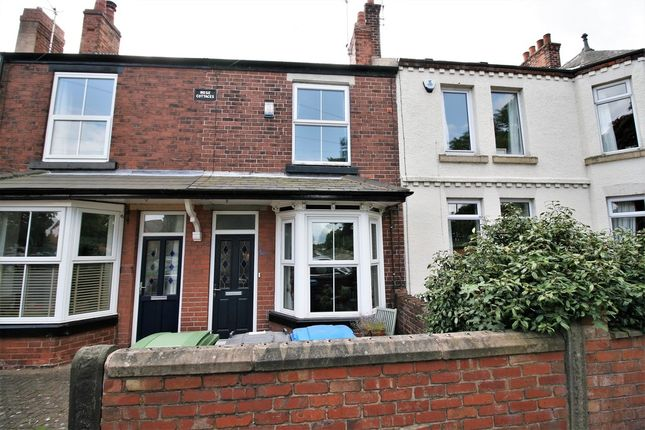 Thumbnail Terraced house for sale in Ashgate Road, Chesterfield