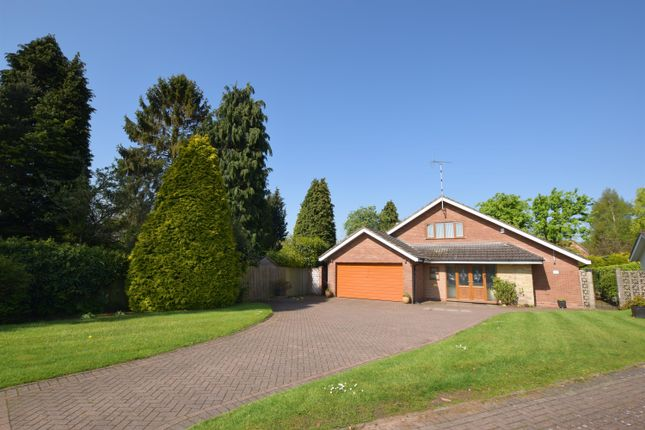 Thumbnail Bungalow for sale in Sandal Rise, Solihull, West Midlands