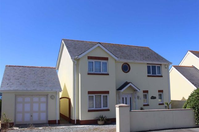 4 bed detached house for sale in Fort Rise, Hakin, Milford Haven SA73