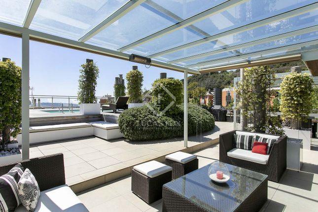 Thumbnail Apartment for sale in Spain, Barcelona, Barcelona City, Sant Gervasi - La Bonanova, Bcn14940