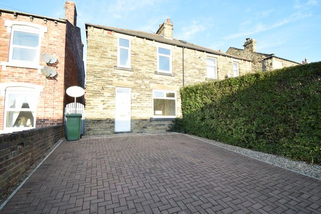 Thumbnail Semi-detached house to rent in Jenkin Road, Horbury