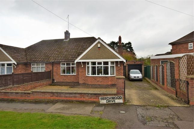 Thumbnail Bungalow for sale in Beechwood Drive, Westone, Northampton