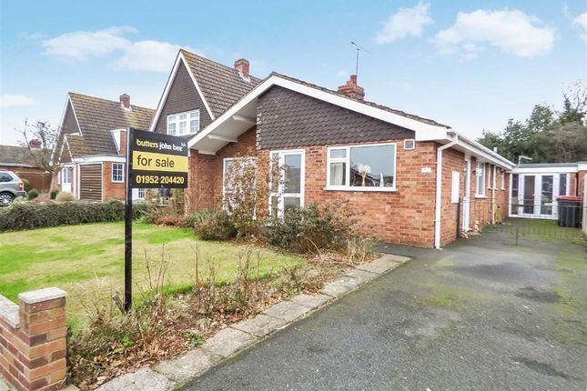 3 bed detached bungalow for sale in Coppice Drive, Telford, Telford, Shropshire