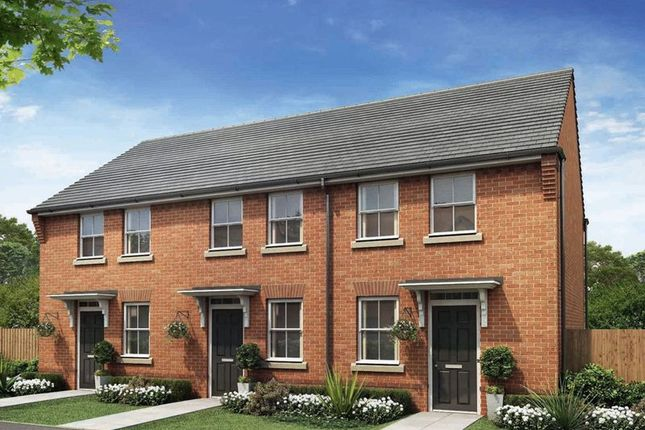 Thumbnail Semi-detached house for sale in Plot 24, Whetstone Street, Redditch