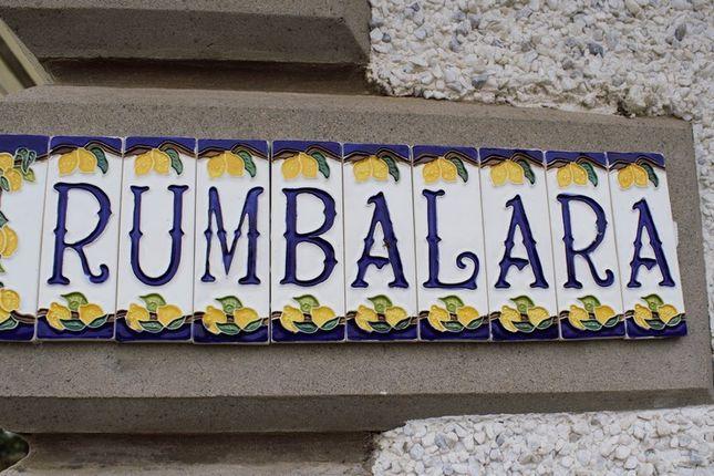 Sign (Copy) of Rumbalara, 3 Victoria Lees, Eaglesfield, Dumfries & Galloway DG11