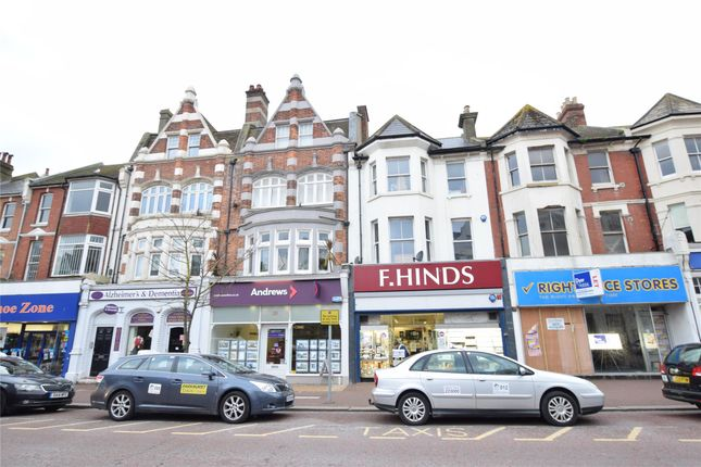 Thumbnail Flat to rent in Devonshire Road, Bexhill-On-Sea