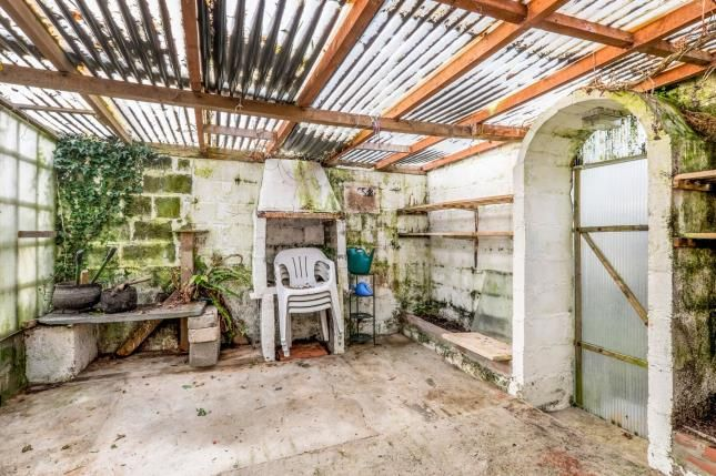 Outbuilding of Mullion, Helston, Cornwall TR12