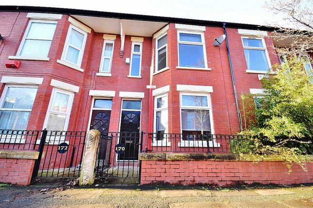 Thumbnail Terraced house for sale in Heald Place, Fallowfield, Manchester