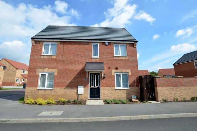 Thumbnail Semi-detached house for sale in Barrow Syke, Bolton-Upon-Dearne, Rotherham