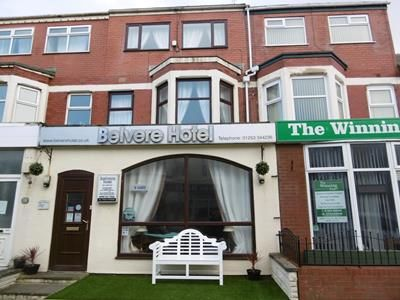Photo 5 of The Belvere Hotel, 53 St Chads Road, Blackpool, Lancashire FY1