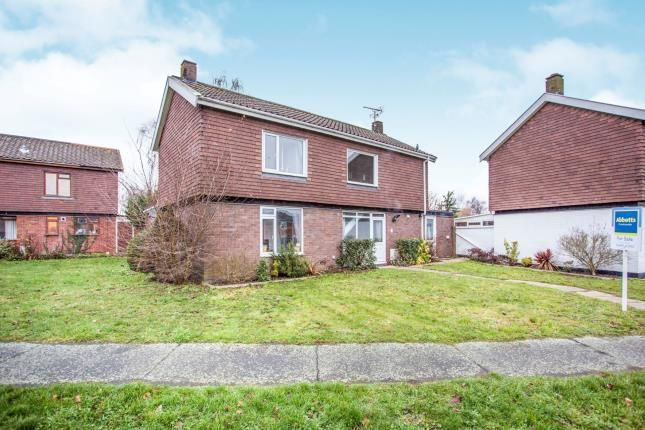 Thumbnail Detached house for sale in Elmswell, Bury St. Edmunds, Suffolk