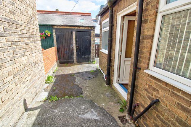 Rear Yard of Thames Street, Chopwell, Newcastle Upon Tyne NE17