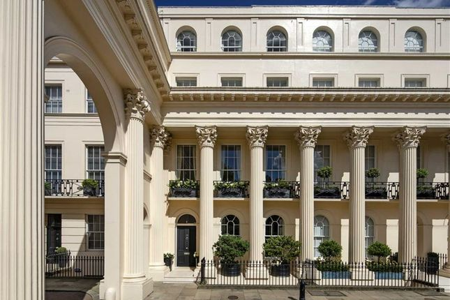 Thumbnail Property for sale in Chester Terrace, Regent's Park, London