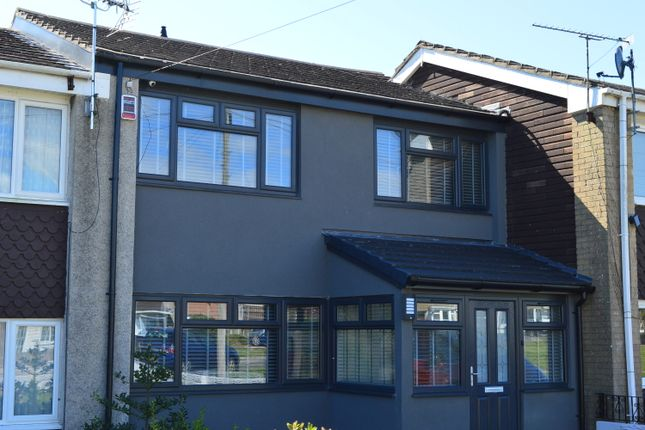 Thumbnail Terraced house for sale in Greys Drive, Llantwit Major
