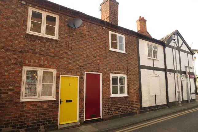 Thumbnail Terraced house to rent in 4 Love Lane, Nantwich