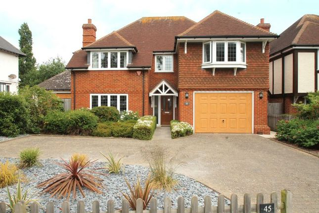 Thumbnail Detached house for sale in Broadfield Road, Folkestone