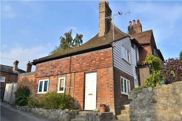 Thumbnail End terrace house for sale in Maidstone Road, Sevenoaks, Kent