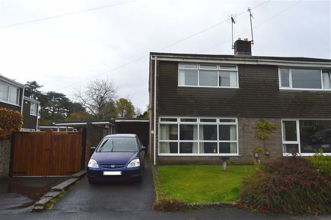 3 bed semi-detached house for sale in Green Close, Mayals, Swansea