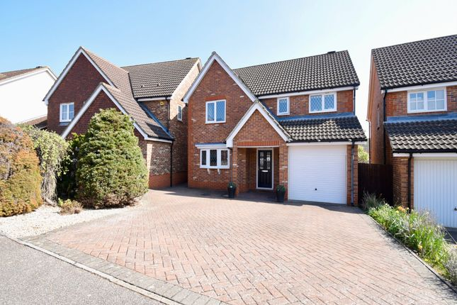 Thumbnail Detached house for sale in Thirlmere, Stevenage