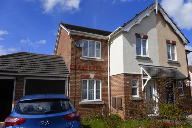 Thumbnail Property to rent in Old Bourne Way, Stevenage