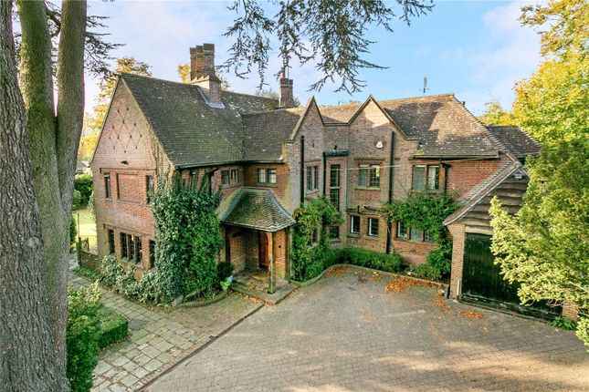 Thumbnail Detached house for sale in Ledborough Lane, Beaconsfield, Buckinghamshire