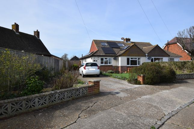 Semi-detached bungalow for sale in Castle Drive, Pevensey Bay