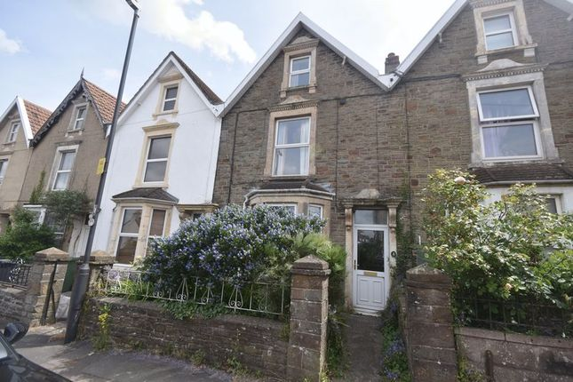 Thumbnail Terraced house for sale in Beaufort Road, Staple Hill, Bristol