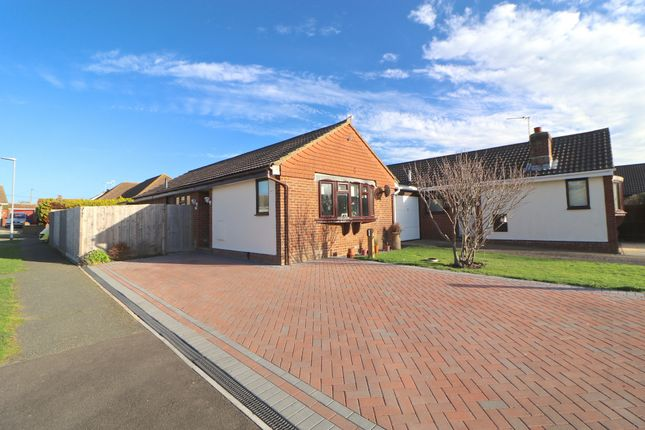 Thumbnail Bungalow for sale in Aberdale Road, Polegate, East Sussex