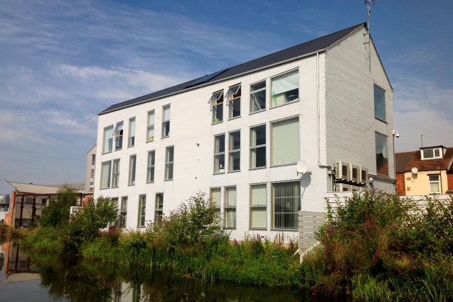 Thumbnail Office for sale in Top Floor, The Cable Yard, Electric Wharf, Sandy Lane, Coventry, West Midlands