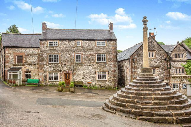 Thumbnail Semi-detached house for sale in Yeoman Street, Bonsall, Matlock