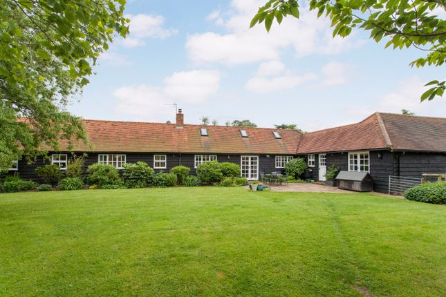 Thumbnail Detached house for sale in Shiplake Row, Binfield Heath, Henley-On-Thames