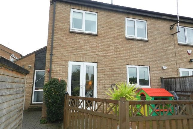 Thumbnail Semi-detached house for sale in Melbeck Court, Chapeltown, Sheffield, South Yorkshire