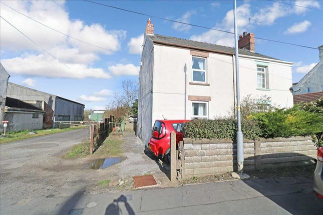 Thumbnail Semi-detached house for sale in Station Road, Bardney, Lincoln